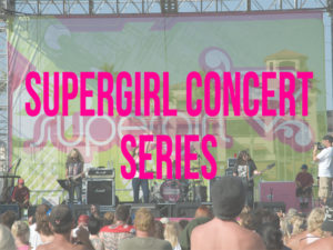 Supergirl Concert Series