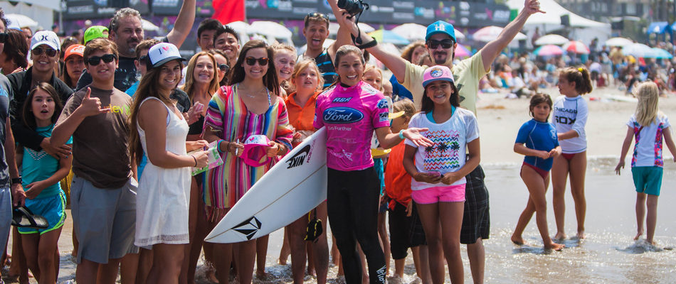 Coco Ho and fans