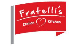 Fratellis Logo 250 X 150