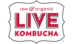 Live Kombucha Logo - 250 X 150