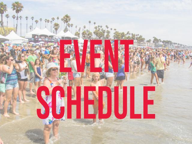 Event Schedule Box