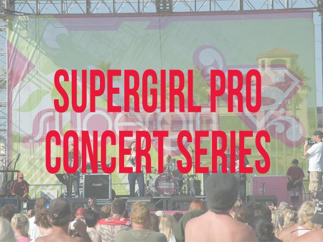 Supergirl Concert Series